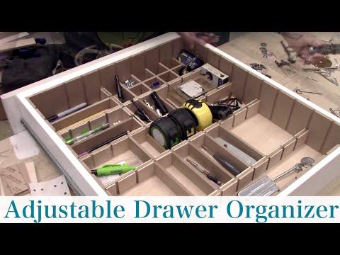 adjustable-drawer-storage-organizer
