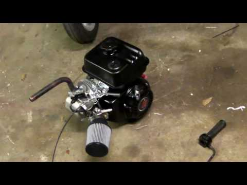 Predator 212 Carburetor Jets and Performance Air Filter