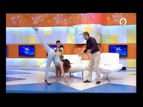 RTVV Almudena Cid participa en una sorpresa a Menuda és la Nit