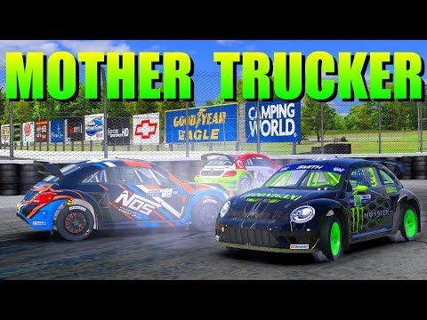 iRacing - Hosted Race @ New Hampshire Road Course | Global Rallycross Series | Volkswagen Beetle VW