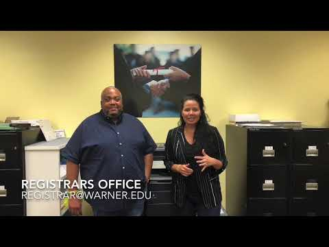 Take a Tour of the PLRC at Warner University