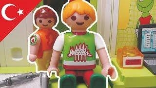 Çocuk filmi Hikayeleri Kene Isırığı  - Playmobil Türkçe Hauser Ailesi