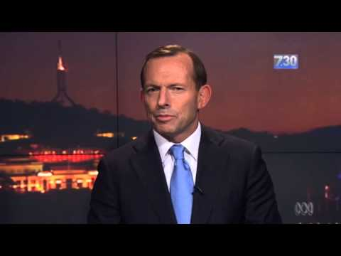 """All governments gather information"": PM Tony Abbott on asylum policy and spying"
