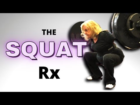 The Squat Prescription