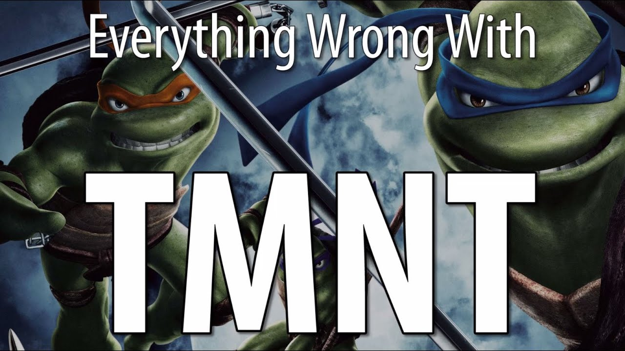 Download Everything Wrong With TMNT In 14 Minutes Or Less