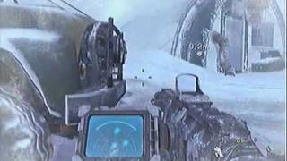 "Modern Warfare 2 Veteran Campaign Walkthrough: ""cliffhanger"""