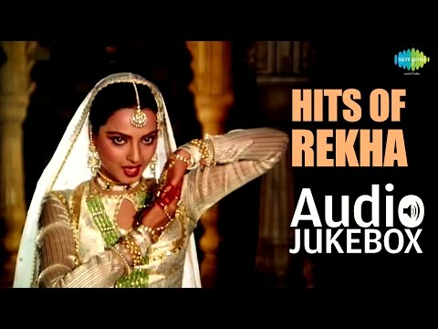 Hits of Rekha  Salameishq Meri Jaan  Audio JukeBox