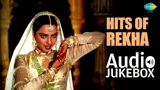 Hits of Rekha | Old Hindi Songs | Audio Juke Box | Salame-ishq Meri Jaan