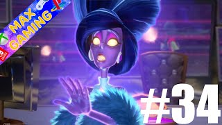 J'AFFRONTE LA BOSS FANTÔME DE L'HÔTEL ! Luigi's Mansion 3 Gameplay #34 - Max Gaming