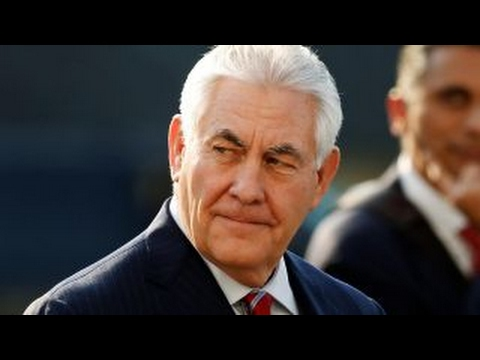 Tillerson, Kelly visit Mexico amid tensions over immigration
