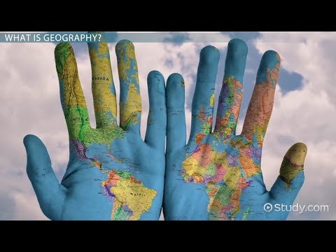 Global, Local and Regional Geography