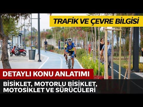 Bisiklet, Motorlu Bisiklet, Motosiklet ve Sürücüleri İle İlgili Kurallar