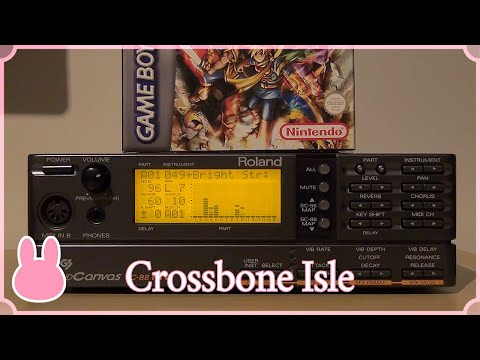 Golden Sun Restored OST - Crossbone Isle
