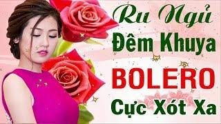 #Bolero không quảng cáo nhạc Buồn Tâm Trạng nghe Muốn Khóc ❤️ Liên khúc trữ tình nhạc Vàng dễ ngủ