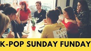 K-POP SUNDAY FUNDAY @ TRIX TEA (16.09.2018)