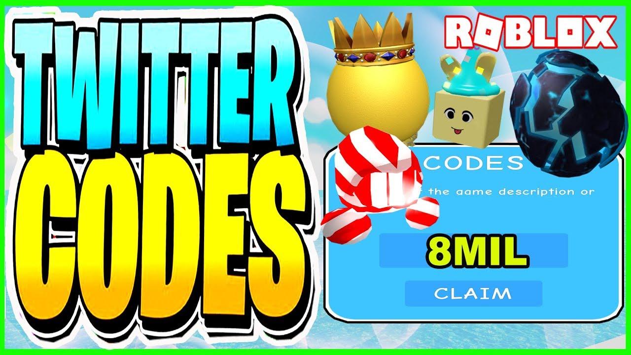 All New Egg Simulator Codes Pets Egg Simulator Roblox Youtube