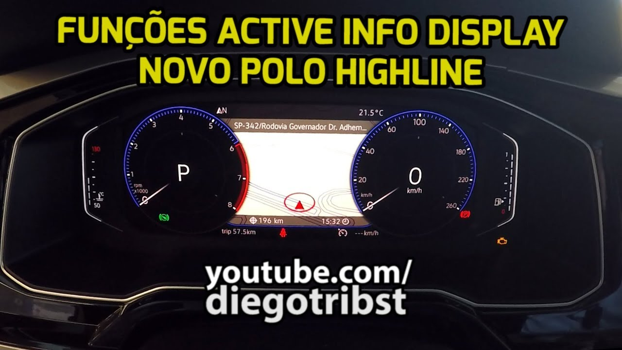 novo polo fun es active info display discovery media youtube. Black Bedroom Furniture Sets. Home Design Ideas