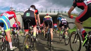 La Coupe du President de la Ville | Stage 3 Highlights | HMT with JLT Condor Cycling Team