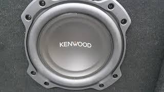 켄우드 차량용우퍼 PA-W801B로 듣는 나미 &quo…