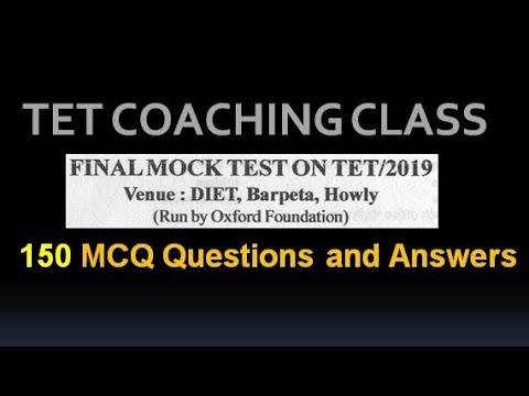 Final MOCK test | Tet coaching Howly Diet thumbnail