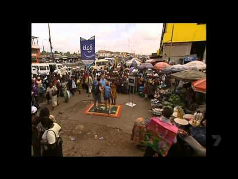 The Amazing Race - Ghana (#3)