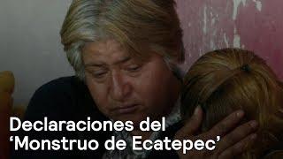 Hablan familiares de víctimas de feminicida de Ecatepec