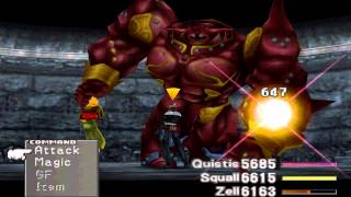 Let's Play Final Fantasy VIII #084 - Like Fighting A Bloody Metapod!