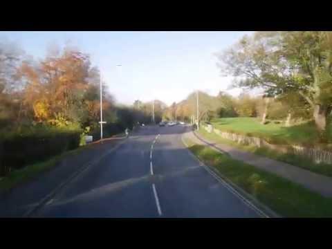 Citi 4 bus from Cambridge to Cambourne