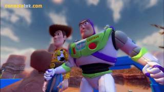 Toy Story 3 Gameplay Trailer HD Xbox 360 PS3 Wii NDS PSP PC | Consolatek.com