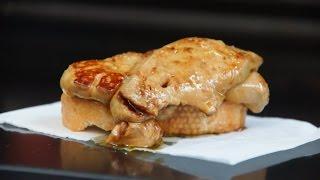 Foie gras richtig Zubereiten - How to cook Foie gras the easy Way
