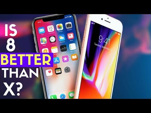 iPhone X vs iPhone 8: Is 8 Better Than X?