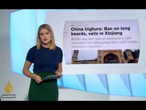 Muslim Names Banned in East Turkestan — Al Jazeera NewsGrid