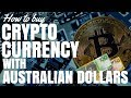 How To Buy Crypto Currency With Australia Dollars (AUD)