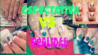 Download Video Expectativa vs realidad /uñas navideñas (edición pinterest) MP3 3GP MP4