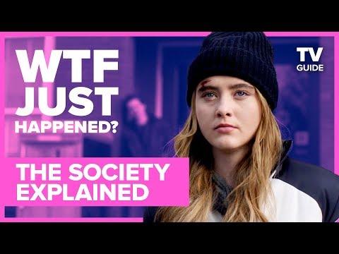 Netflix's The Society Explained | Season 2 Theories