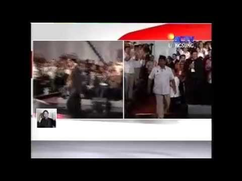 Debat Capres Putaran Kedua 15 Juni 2014 Full - Prabowo vs Jokowi