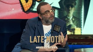 "LATE MOTIV - Bob Pop en Bobbywood. ""GH VIP Franco"" 