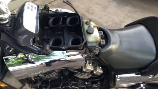 Yamaha Vmax running issue solved!