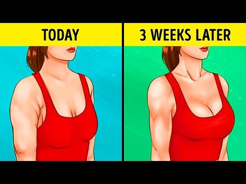 40 EASY EXERCISES FOR A BEAUTIFUL BODY