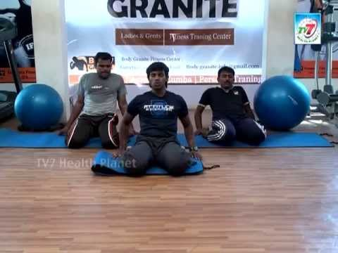 Cardio & Yoga Burn Workout | BODY GRANITE | HYDERABAD