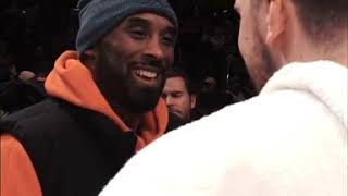 Respect!Luka Doncic Kobe Bryant