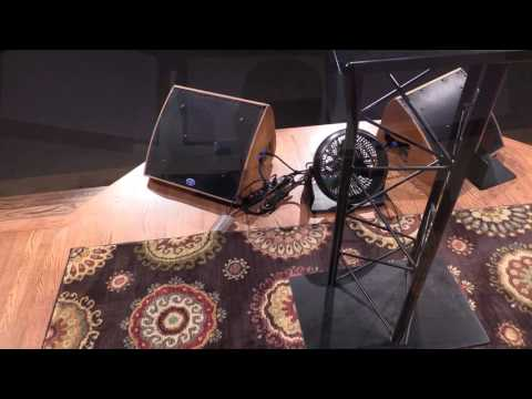 Why Cable Management is Important for Church Stages and Worship Teams