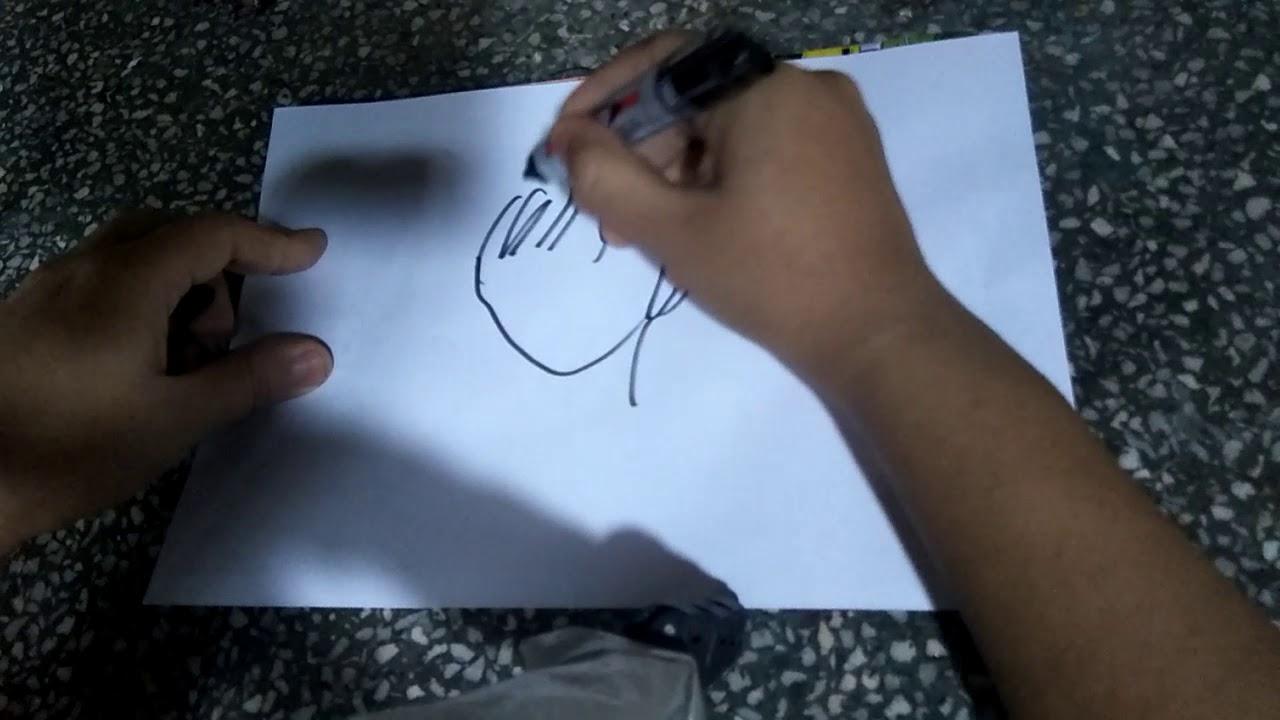 Hướng dẫn vẽ khuôn mặt cực kỳ đẹp,vẽ nội dung truyện tranh, comic,art.Vẽ cô gái đội nón đầy hoa hồng