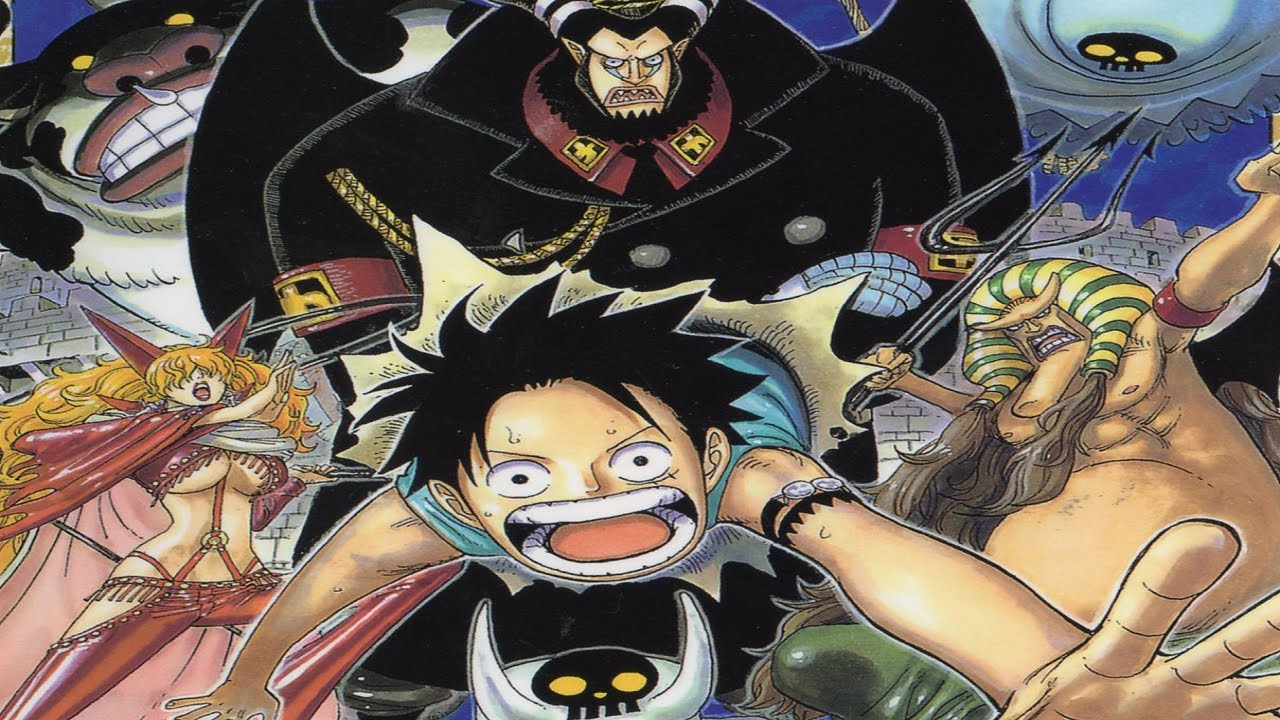 One Piece Manga Chapter 524-548 Impel Down Arc Readthrough ...