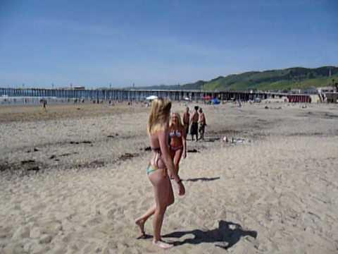 pismo beach girls