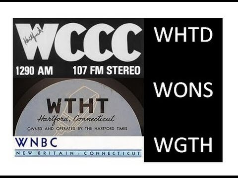 More Hartford Stations | ep. 5 of Connecticut Radio Memories | 2015 WWUH Documentary