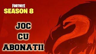 🔴 Live    Fortnite cu Abonatii   Vine Sezonul 8  