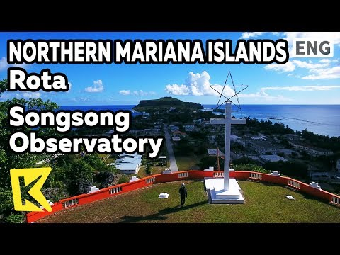 【K】Northern Mariana Islands Travel-Rota[북마리아나제도 여행-로타]송송 전망대/Songsong/Observatory/Village