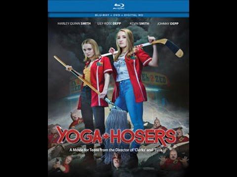 "Mrparka Review's ""Yoga Hosers"""