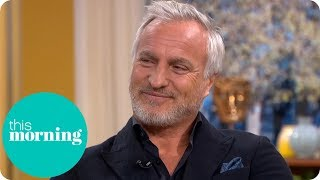 David Ginola on Being Declared Dead for Eight Minutes | This Morning